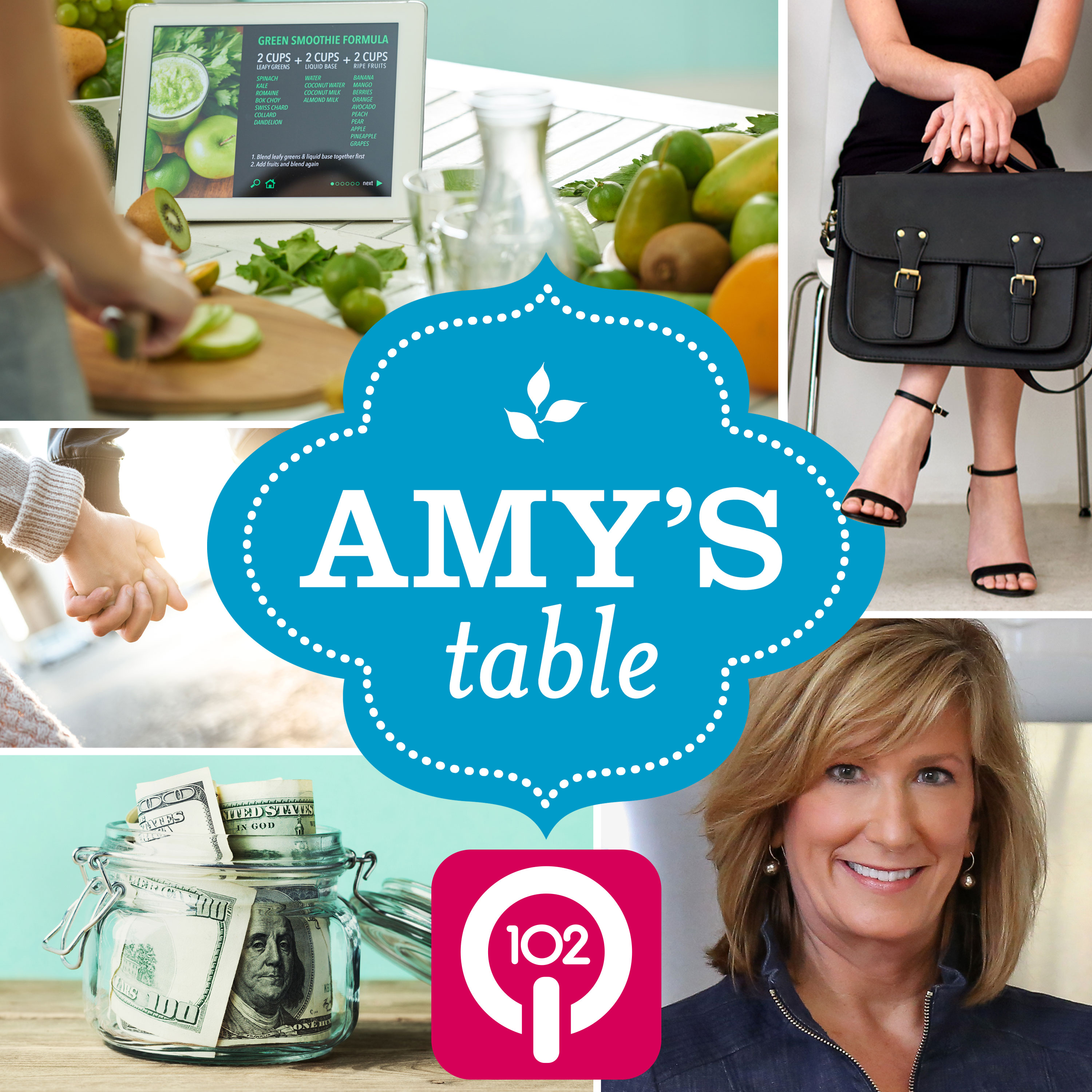 PodcastOne: Amy\'s Table