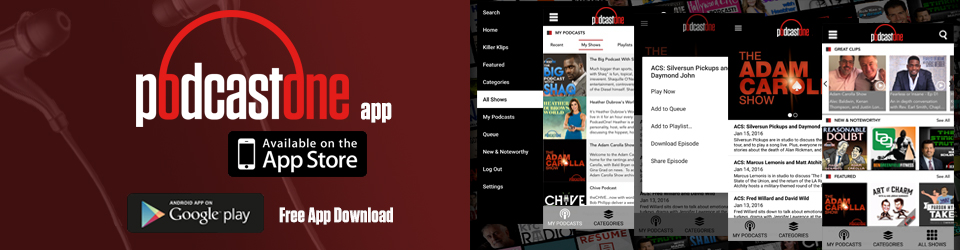 iPhone and Android App Store Page
