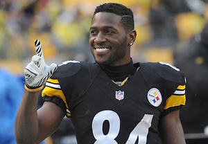 DP Interviews: Antonio Brown