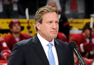 DP Interviews: Jeremy Roenick