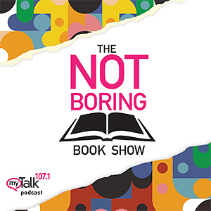 The NOT Boring Book Show