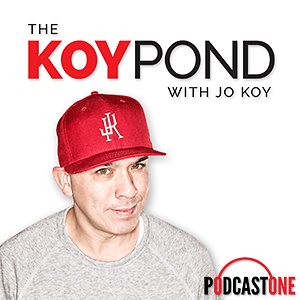 The Koy Pond with Jo Koy